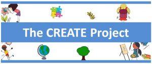 CREATE project logo