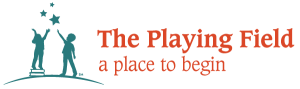 The Playing Field Logo